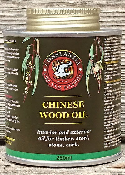 Constantia Chinese Wood Oil